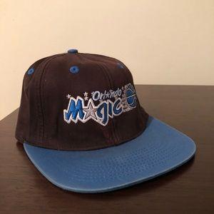 VTG Adidas HWC Orlando Magic Snapback Hat